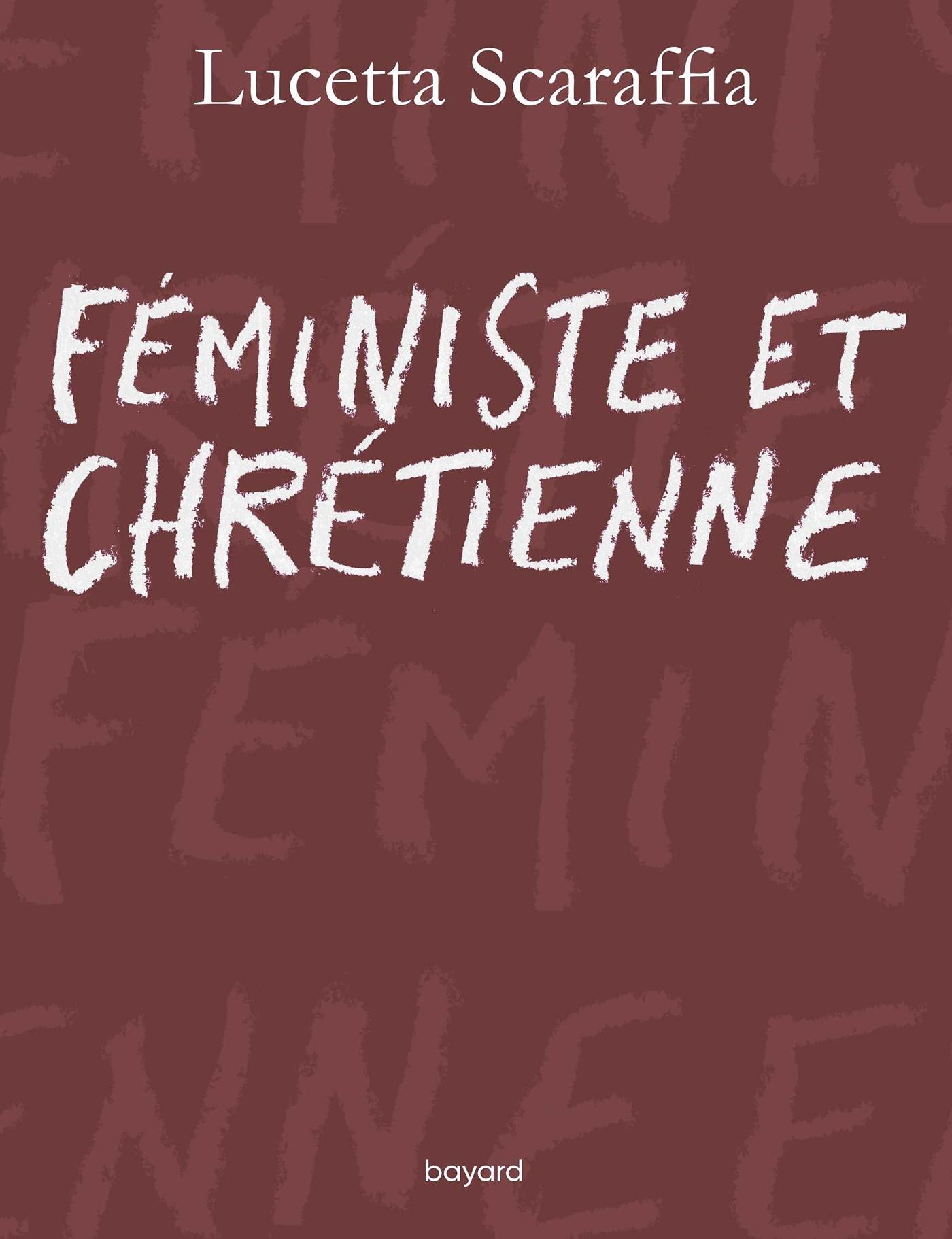 FEMINISTE ET CHRETIENNE