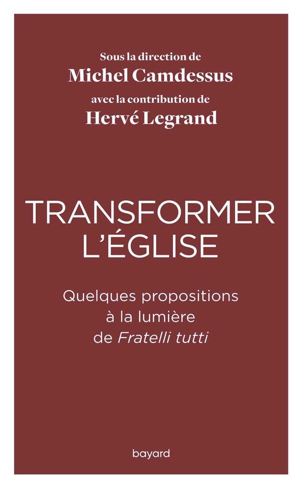 TRANSFORMER L'EGLISE