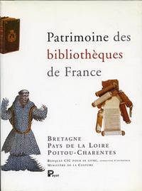 PATRIMOINE DES BIBLIOTHEQUES DE FRANCE/BRETAGNE