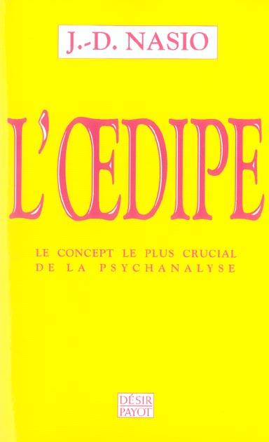 L'OEDIPE