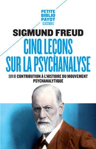 CINQ LECONS SUR LA PSYCHANALYSE (NE)