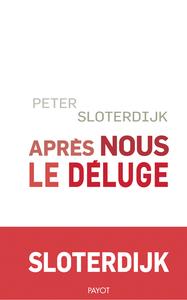 APRES NOUS LE DELUGE - LES TEMPS MODERNES COMME EXPERIENCE ANTIGENEALOGIQUE