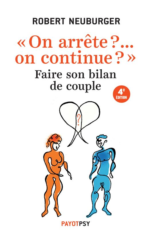 ON ARRETE ?... ON CONTINUE ? - AIRE SON BILAN DE COUPLE