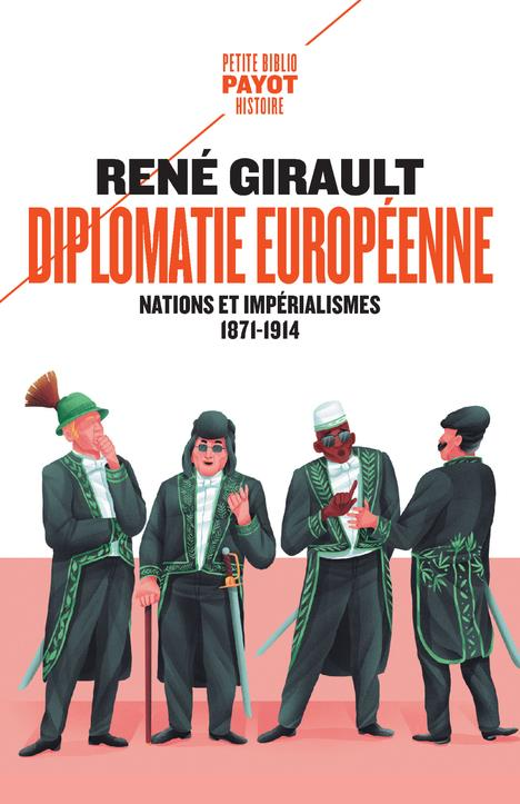 Diplomatie europeenne - nations et imperialismes, 1871-1914