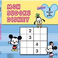 MON SUDOKU DISNEY