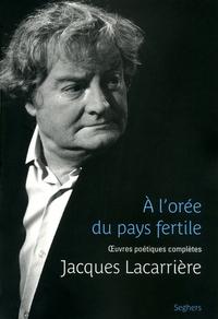 A L'OREE DU PAYS FERTILE