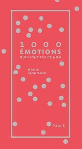 1 000 EMOTIONS - QUI N'ONT PAS DE NOM