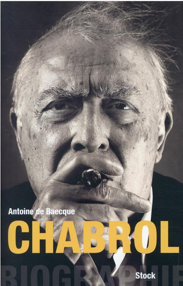 Chabrol - biographie