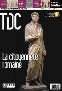 TDC 1092 : LA CITOYENNETE ROMAINE
