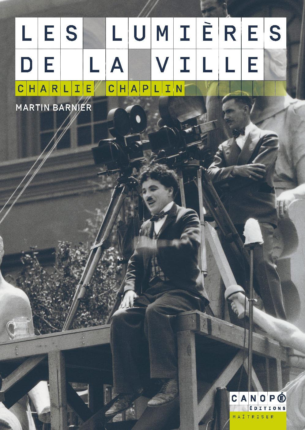 """""""LES LUMIERES DE LA VILLE"""" - CHARLIE CHAPLIN"""