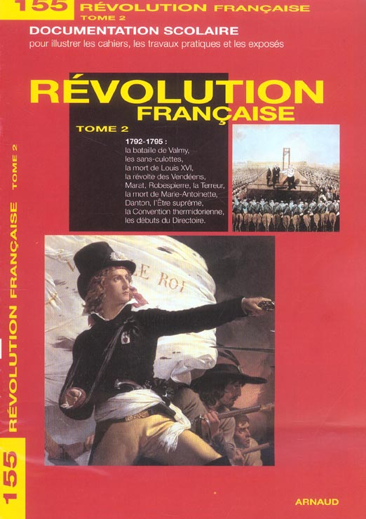 REVOLUTION FRANCAISE TOME 2