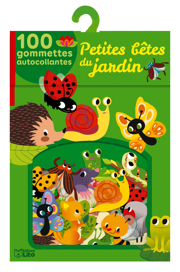 GOMMETTES LES PETITES BETES