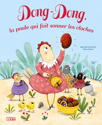 LIVRE DONG-DONG LA POULE