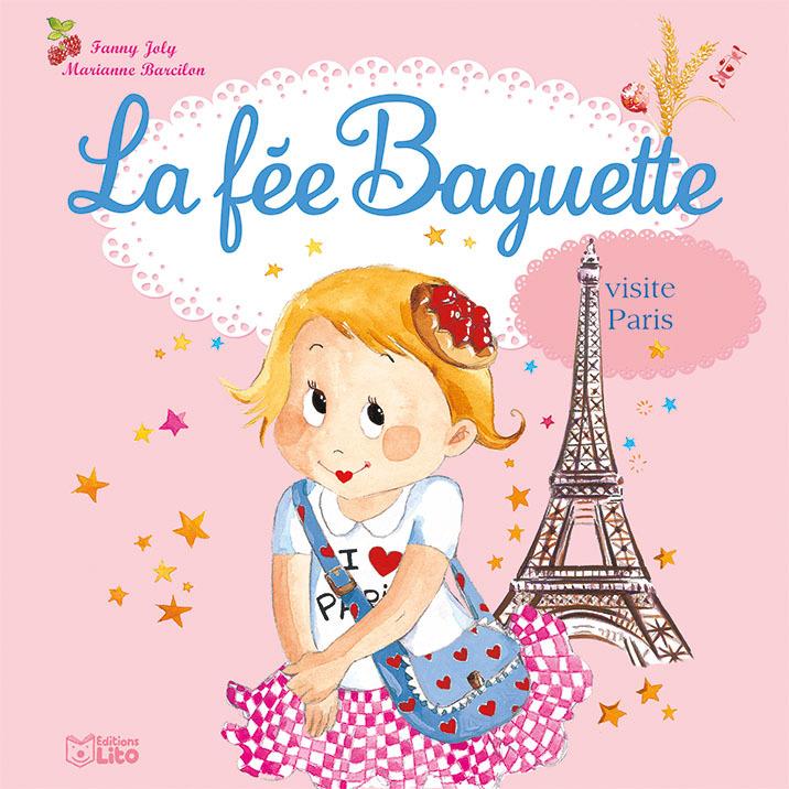 LA FEE BAGUETTE VISITE PARIS