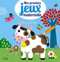 1ER JEUX MATERN. A LA FERME