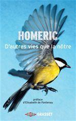 D'AUTRES VIES QUE LA NOTRE - CHRONIQUES DU MONDE ANIMAL, PREFACE D'ELISABETH DE FONTENAY