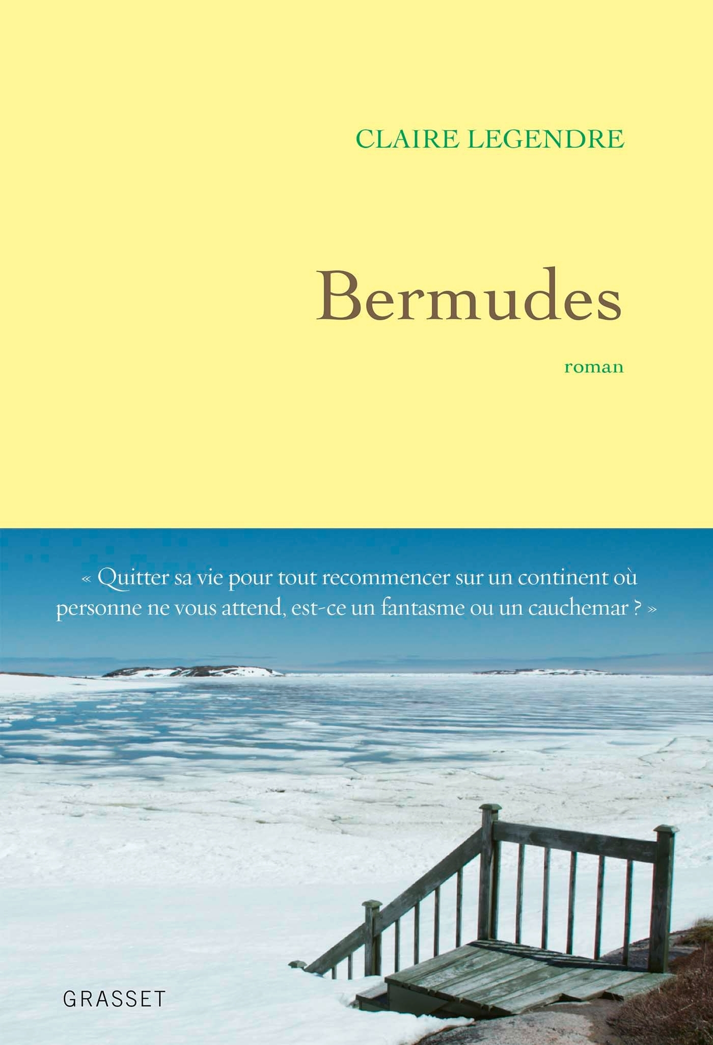BERMUDES - ROMAN