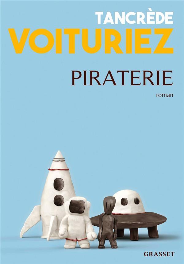 Piraterie - roman