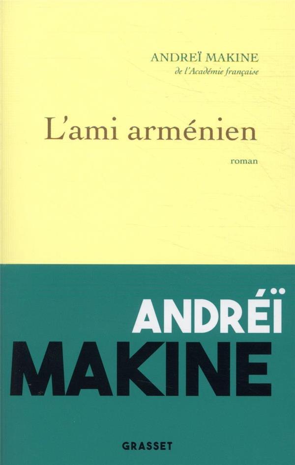 L'ami armenien - roman