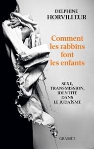 COMMENT LES RABBINS FONT LES ENFANTS - SEXE, TRANSMISSION ET IDENTITE DANS LE JUDAISME