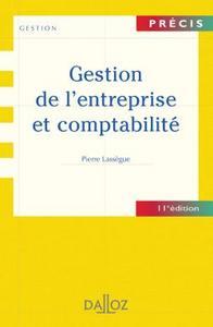 GESTION DE L'ENTREPRISE ET COMPTABILITE - 11EME EDITION