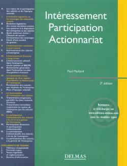 INTERESSEMENT. PARTICIPATION. ACTIONNARIAT - 3E ED.