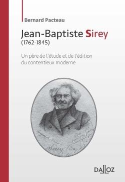JEAN-BAPTISTE SIREY - 1RE EDITION