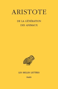 DE LA GENERATION DES ANIMAUX