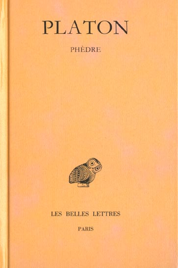 OEUVRES COMPLETES. TOME IV, 3E PARTIE: PHEDRE