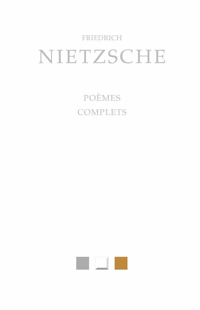 POEMES COMPLETS