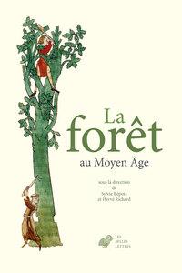 LA FORET AU MOYEN AGE - ILLUSTRATIONS, COULEUR