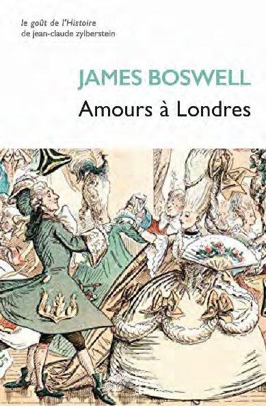 Amours a londres - journal 1762-1763