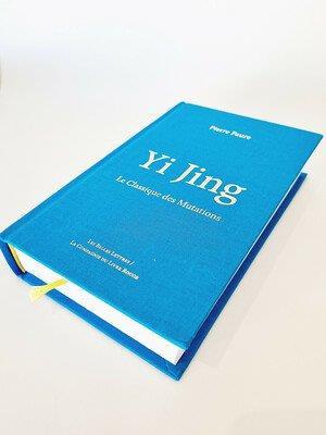 YI JING - LE CLASSIQUE DES MUTATIONS - ILLUSTRATIONS, NOIR ET BLANC
