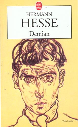Demian - histoire de la jeunesse d'emile sinclair