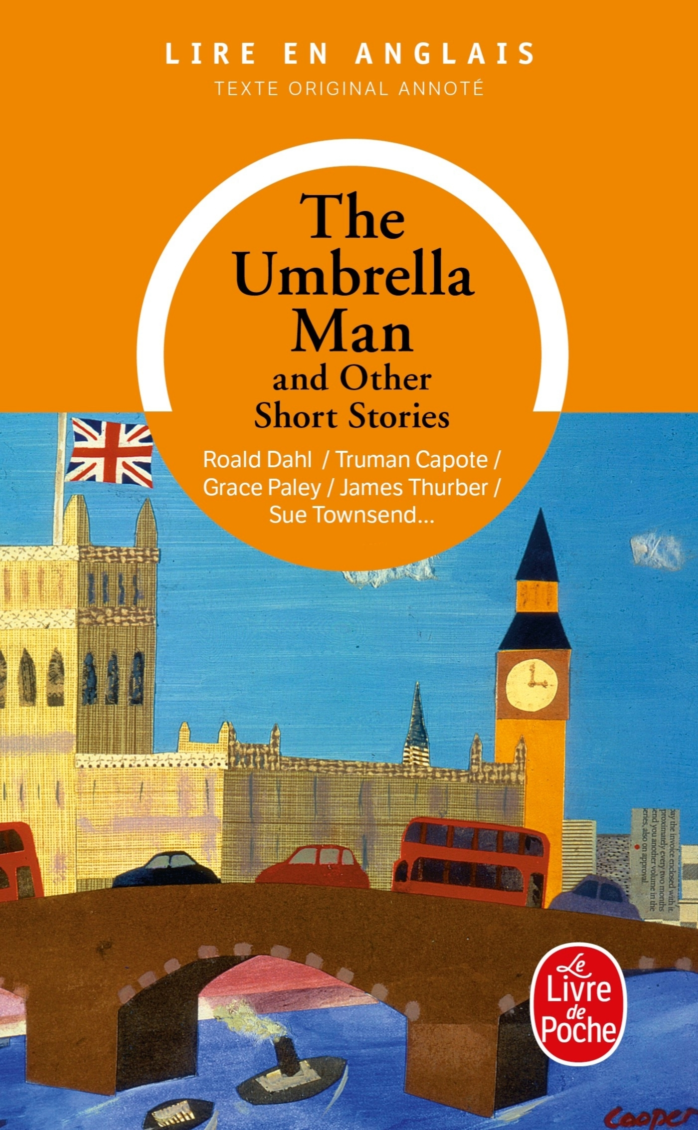 THE UMBRELLA MAN - AND OTHER SHORT STRORIES