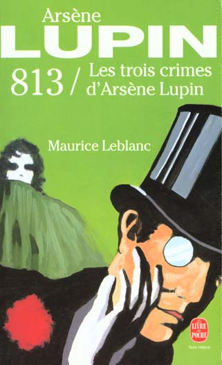 813 les trois crimes d'arsene lupin