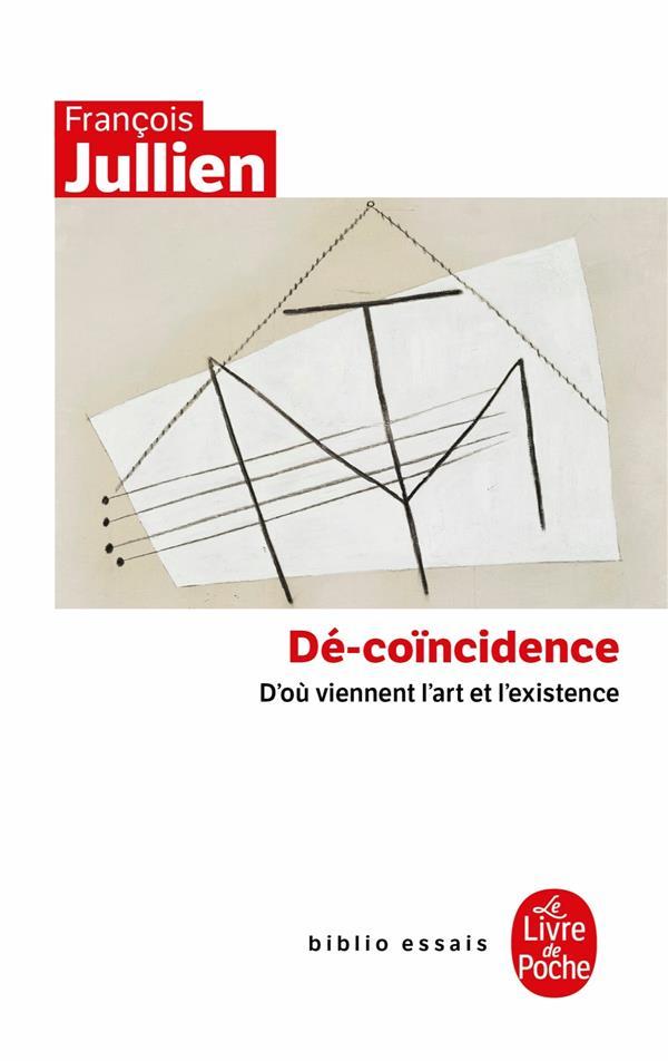 DE-COINCIDENCE - D'OU VIENNENT L'ART ET L'EXISTENCE