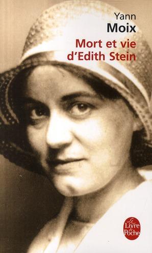 Mort et vie d'edith stein