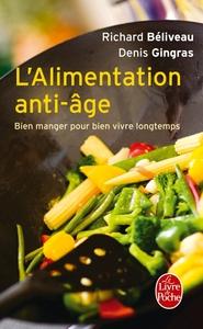 L'ALIMENTATION ANTI-AGE