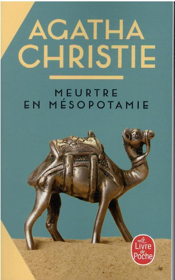 Meurtre en mesopotamie (nouvelle traduction revisee)