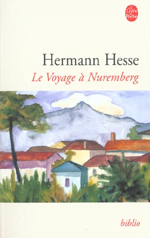 Voyage a nuremberg