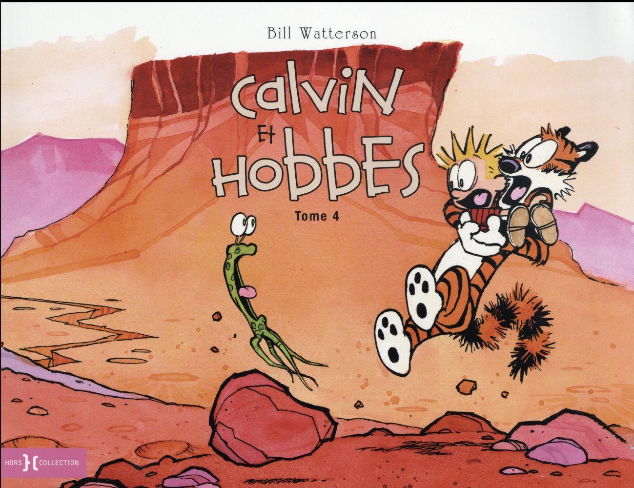 CALVIN & HOBBES ORIGINAL - TOME 4