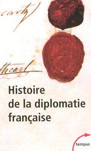 COFFRET 2 VOLUMES HISTOIRE DE LA DIPLOMATIE FRANCAISE