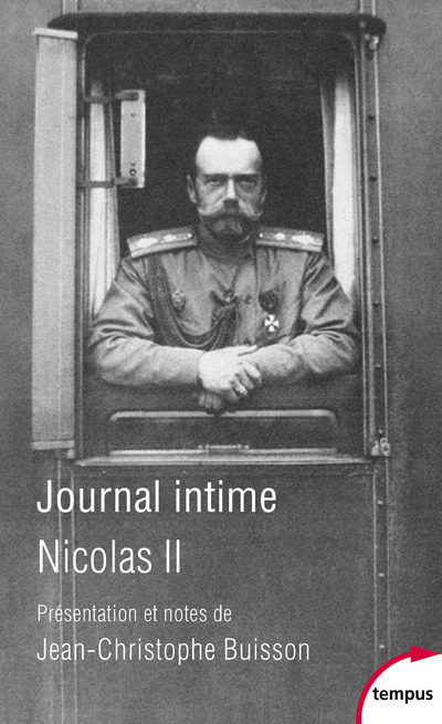 JOURNAL INTIME NICOLAS II