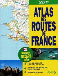 2011 ATLAS DES ROUTES DE FRANCE