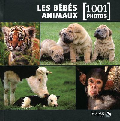 LES BEBES ANIMAUX EN 1001 PHOTOS - NE