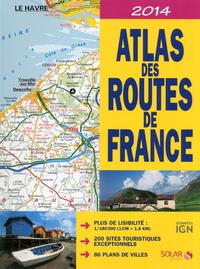 ATLAS DES ROUTES 2014