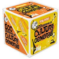 ROLL'CUBE - CULTURE GENERALE