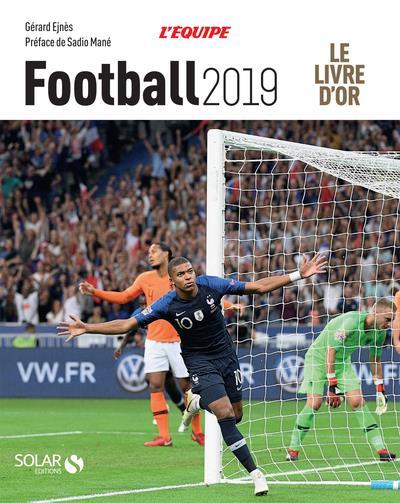 Le livre d'or du football 2019