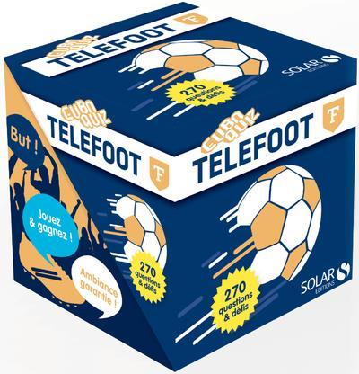 Cuboquiz - telefoot -nouvelle edition-